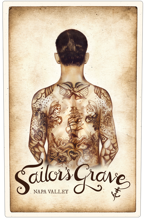 Sailor's Grave Tattoo Image